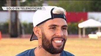 Wesley Vázquez se prepara para el Campeonato Mundial de Atletismo
