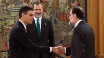 España: líder socialista jura como nuevo jefe de gobierno
