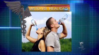 ¿Puede tomar mucha agua ser beneficioso para la salud?