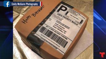 """Caja misteriosa: esposo sorprende a una """"adicta"""" a Amazon"""