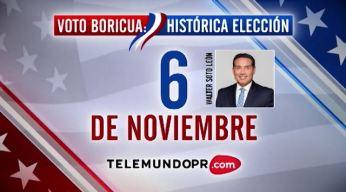 Voto boricua: histórica elección