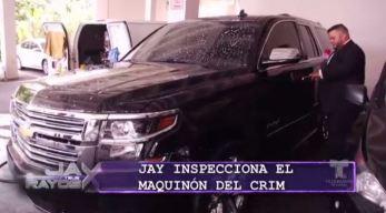 Director del CRIM gasta $60 mil en nueva guagua