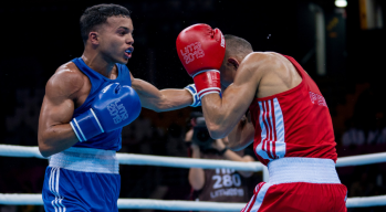 Asegurado el podio para Yankiel Rivera en el boxeo