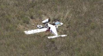 Dos avionetas se estrellan en el aire: hay 3 muertos