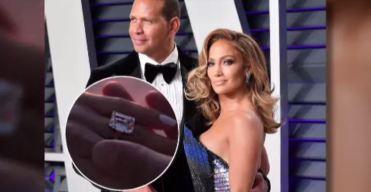 Jennifer Lopez y los costosos anillos de compromiso que ha recibido