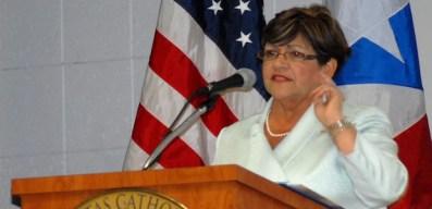 """""""Mayita"""" Meléndez reitera que el gobernador debe renunciar"""