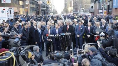 Investigan explosión en Manhattan como acto terrorista