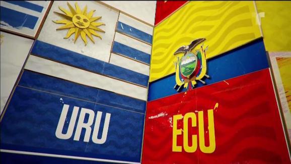 Resumen De Partido Uruguay Golea A Ecuador En La Copa Am Rica
