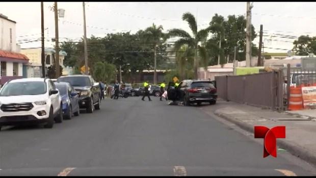 [TLMD - PR] Asesinan a hombre en Puerto Nuevo