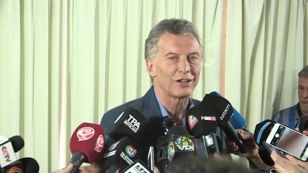 [TLMD - LV] Macri felicita a Fernández por el triunfo