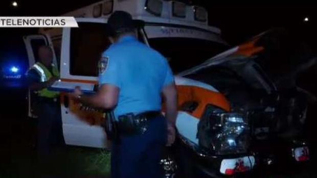 [TLMD - PR] Adolescente muere tras ser impactada por ambulancia