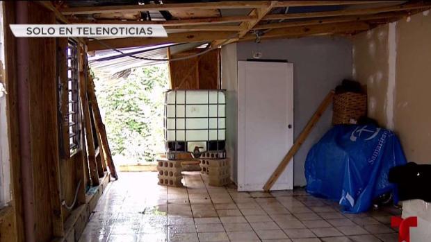 [TLMD - PR] Al borde del precipicio: familia sobrevive en un hogar inhabitable