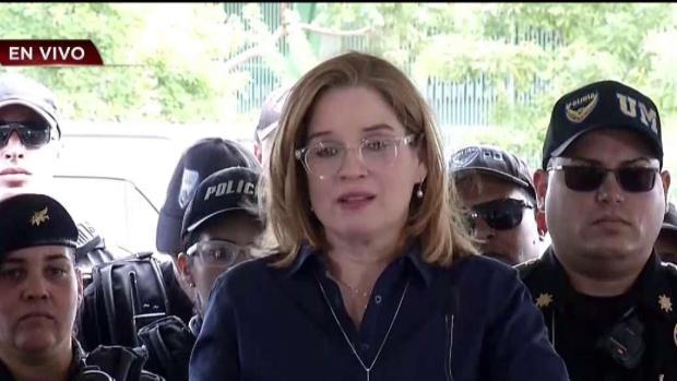 [TLMD - PR] Alcaldesa de San Juan entrega equipo a la Policía Municipal
