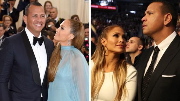 Rumores de infidelidad empañan el compromiso de Jennifer López y Alex Rodríguez
