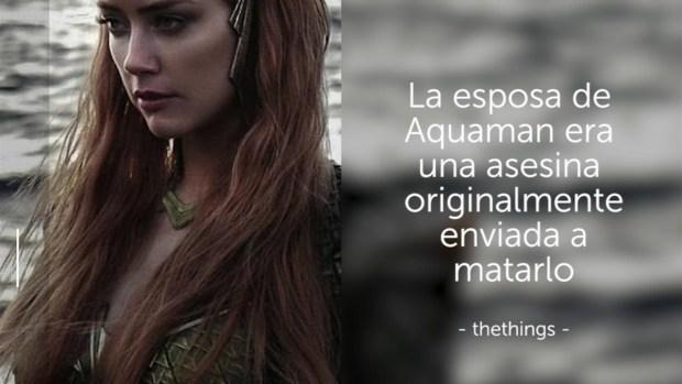 Aquaman Infografico