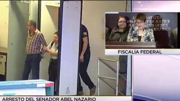 [TLMD - PR] Arrestan a Abel Nazario por supuesto fraude