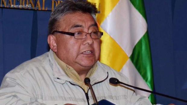 [TLMD - MIA] Asesinan a viceministro boliviano