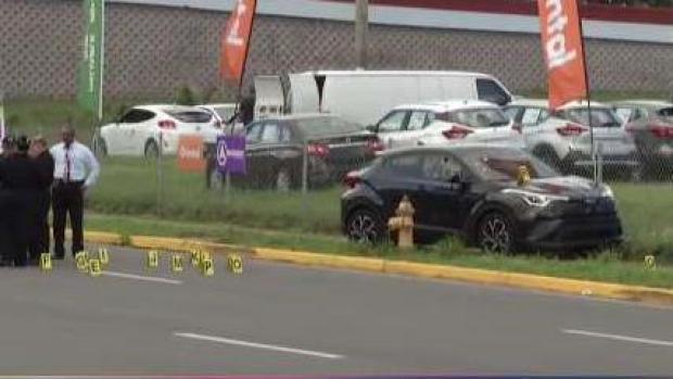 [TLMD - PR] Atacan a tiros a hombre en plena avenida Chardón