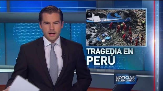 Autobús cae en un barranco: al menos 30 muertos