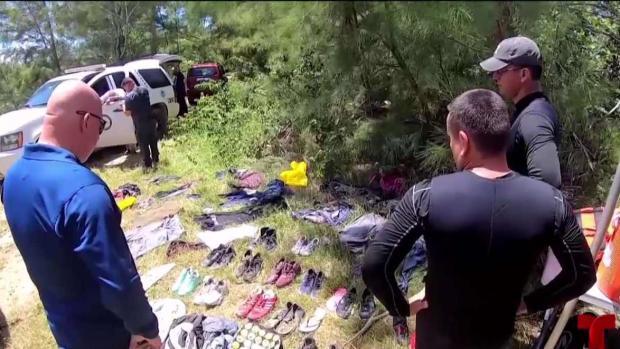 [TLMD - PR] Autoridades continúan con la búsqueda de náufragos en Aguadilla