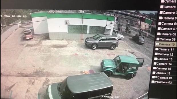 [TLMD - PR] Balacera en gasolinera de San Lorenzo