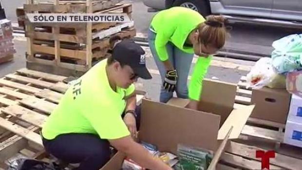 [TLMD - PR] Barcaza Sofía zarpó con ayuda para Haití