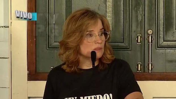 [TLMD - PR] Carmen Yulín Cruz aspirará a la gobernación por el PPD