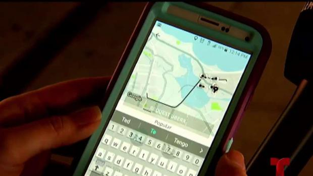 """[TLMD - PR] Choferes de Uber exigen se elimine opción de """"cash"""""""