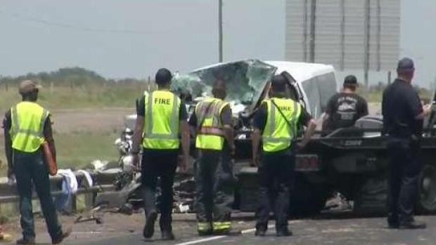 [TLMD - Houston] Cinco miembros de una familia mueren en accidente vial