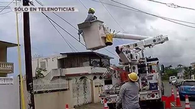 [TLMD - PR] Comunidad pierde enseres eléctricos por fluctuaciones en el voltaje