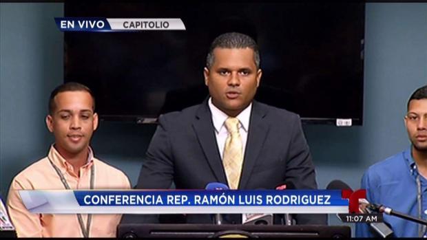[TLMD - PR] Conferencia de prensa del representante Rodríguez Ruiz
