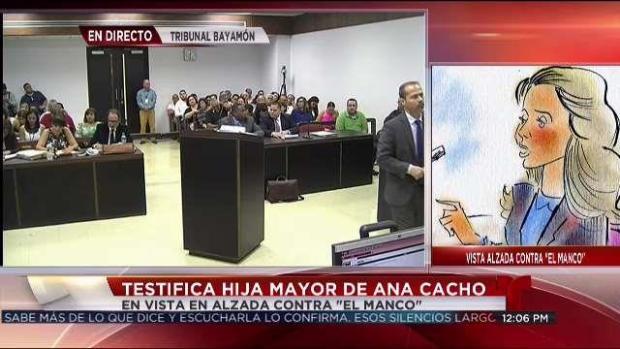 [TLMD - PR] Contrainterrogatorio a hija de Ana Cacho: Parte 2