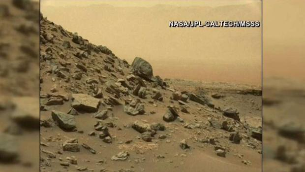[TLMD - MIA] Curiosity llega a zonas inexploradas de Marte