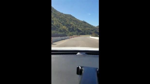 """Viral descarga de ciudadano por """"parchos en carreteras"""""""