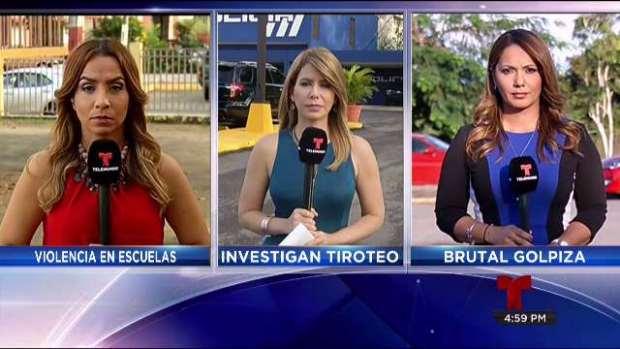 Nuestra reportera explica sus emociones ante tiroteo