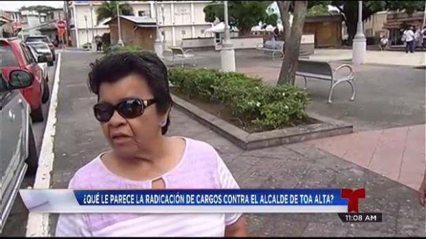 [TLMD - PR] Defienden a alcalde de Toa Alta