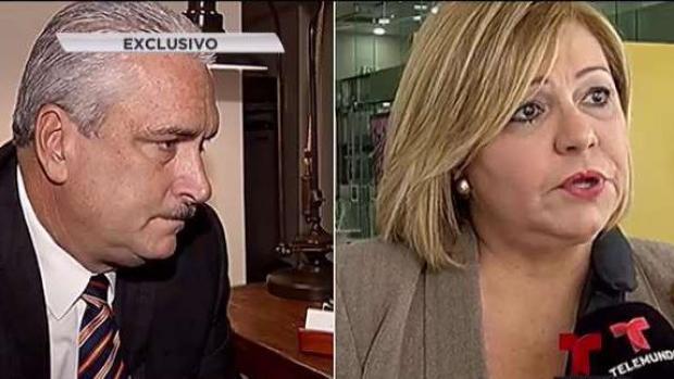 [TLMD - PR] Rivera Schatz: Norma Burgos y su hijo violaron la Ley