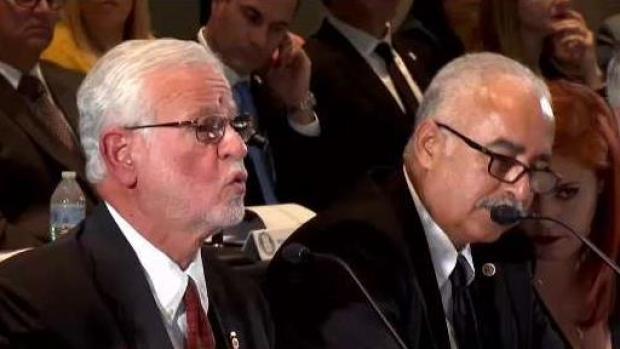 [TLMD - PR] Héctor Pesquera rinde cuentas ante la Junta