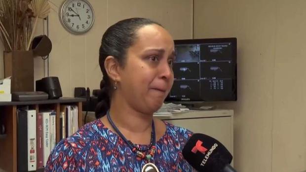 [TLMD - PR] Desconsoladas compañeras de trabajo de madre asesinada