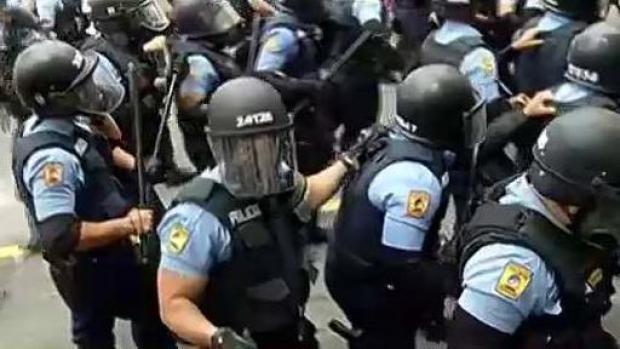 [TLMD - PR] Devastador informe sobre actuaciones de la Policía en protestas