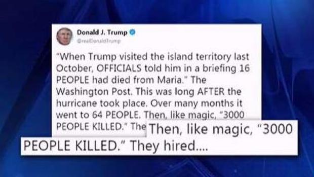 [TLMD - PR] Donald Trump vuelve al ataque contra gobierno local