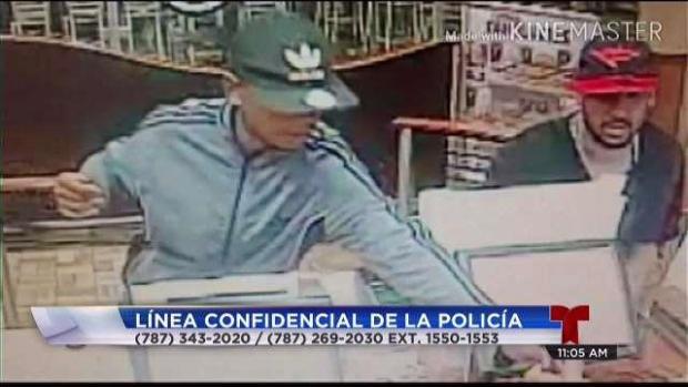[TLMD - PR] Dúo de ladrones asaltan en Guaynabo