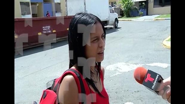 [TLMD - PR] Entrevista a vecina de mujer asesinada en Bayamón