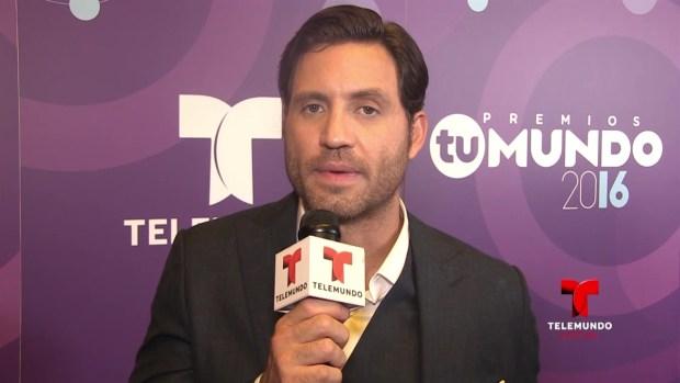 [TLMD - MIA] Edgar Ramírez envía un mensaje a los hispanos