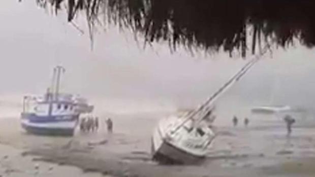 [TLMD - MIA] Emergencia en Centroamérica por la tormenta tropical Nate