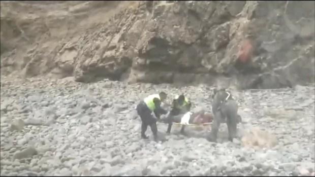 [TLMD - NATL] En Perú autobús cae por acantilado y mueren pasajeros