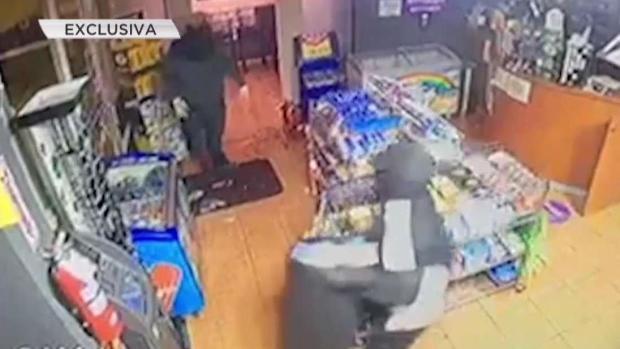 [TLMD - PR] En una misma noche: roban en gasolinera tres veces