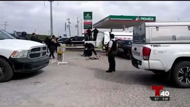 [TLMD - McAllen] Reynosa: Hallan cadáver desmembrado en un costal