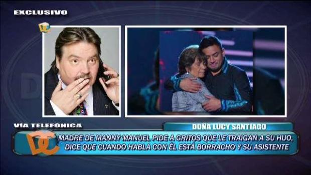 [TLMD - PR] Enfurecida madre de Manny Manuel hace fuertes declaraciones
