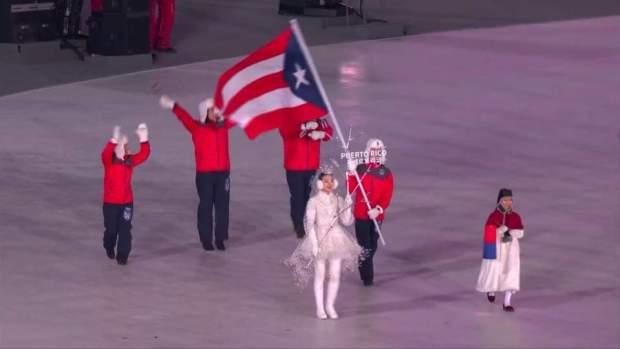 Puerto Rico presente en los Juegos Olímpicos Invernales